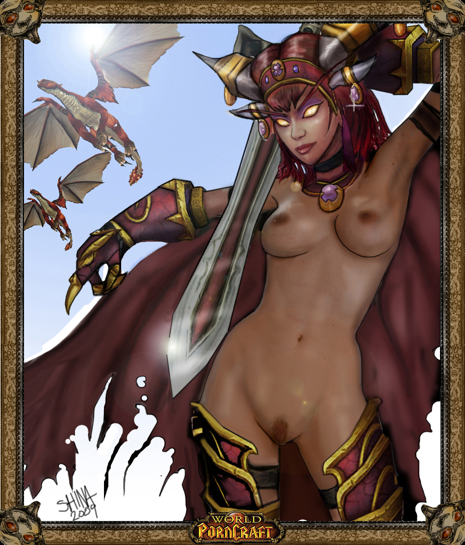 Sylvanas the sorceress queen nude pornos galleries