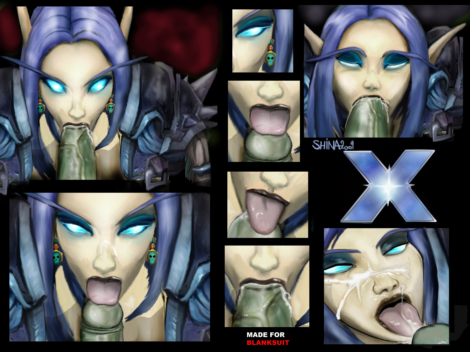 World of warcraft luscious xxx image