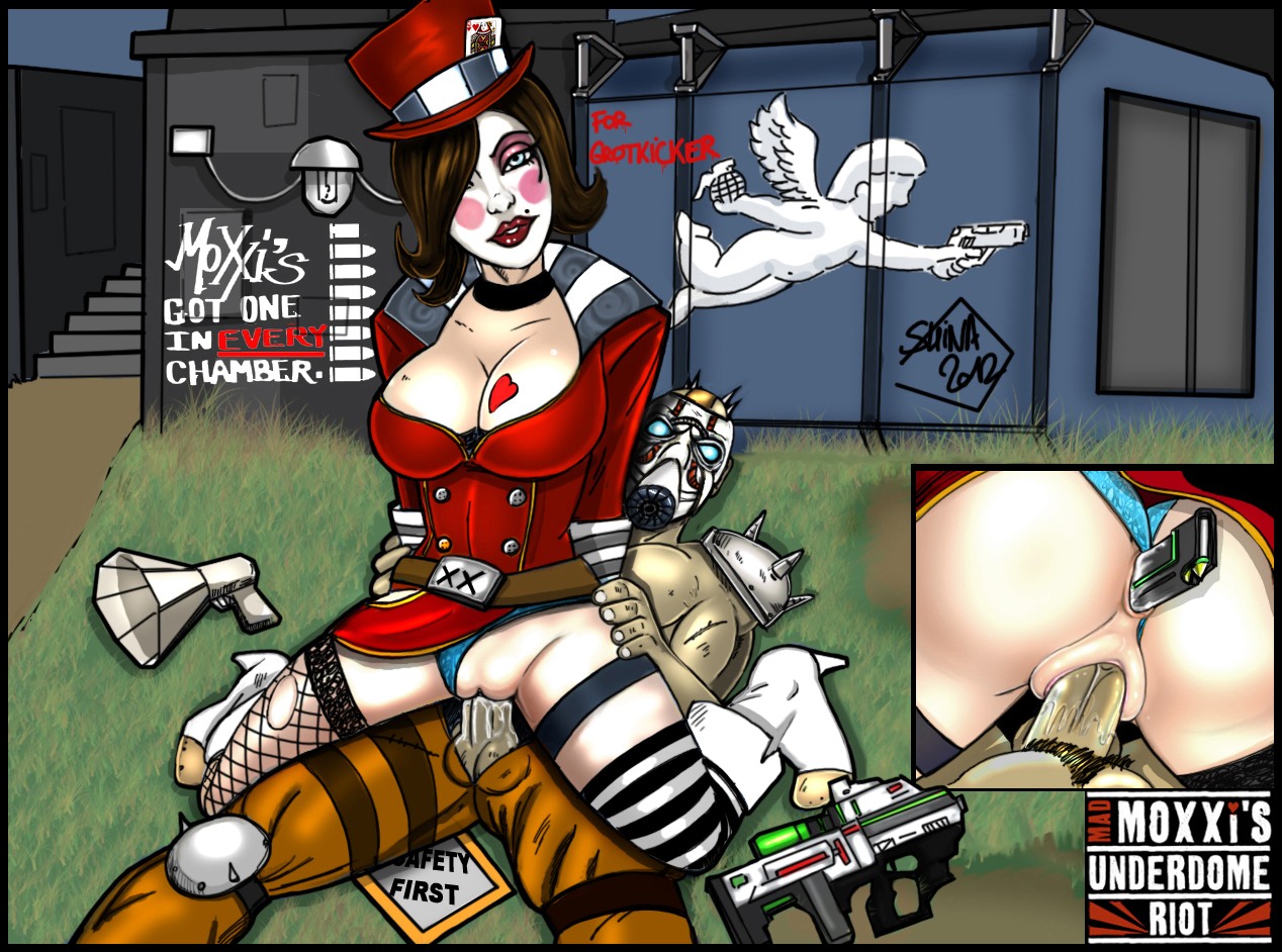 Borderlands 2 porn warrior erotic picture
