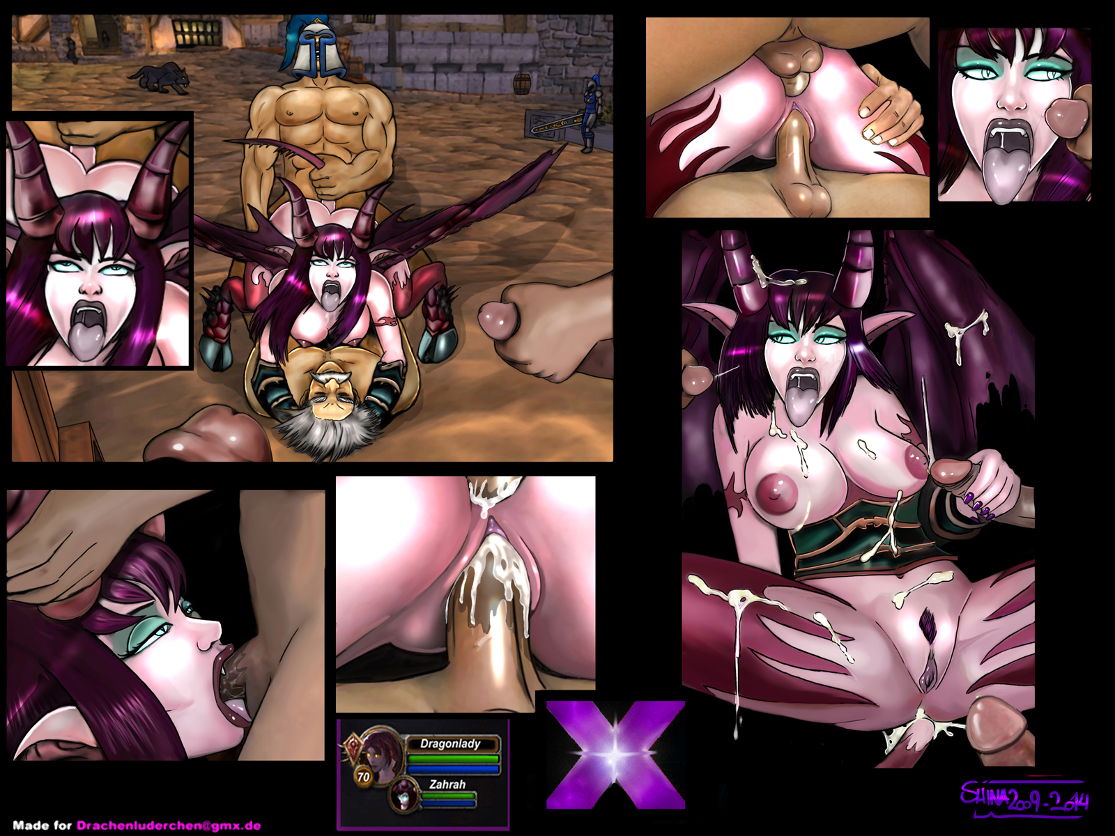 Hentai xxx war craft sexy galleries