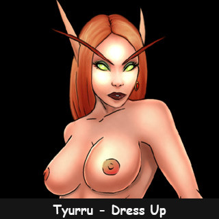 Tyurru Dress Up Minigame