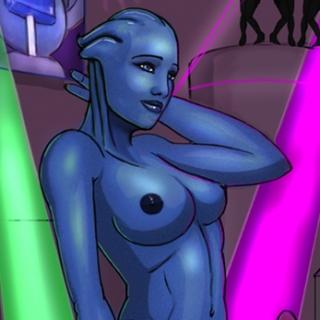 Stripping Dancing (mass effect)